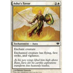 Asha's Favor - Foil