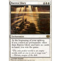 Barren Glory