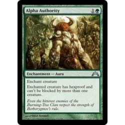Alpha Authority