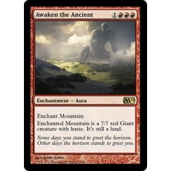 Awaken the Ancient