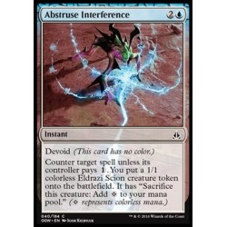Abstruse Interference